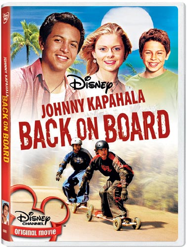 Johnny Tsunami 2 - Johnny Kapahala back on board affiche