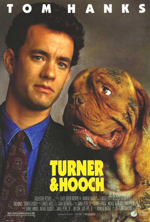 Turner et Hooch affiche