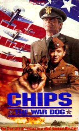 Chips, chien de combat affiche
