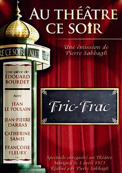 Fric-Frac (1971) affiche