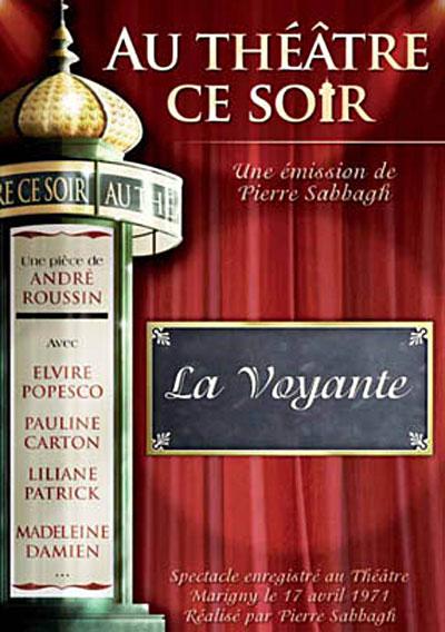 La Voyante (1971) affiche