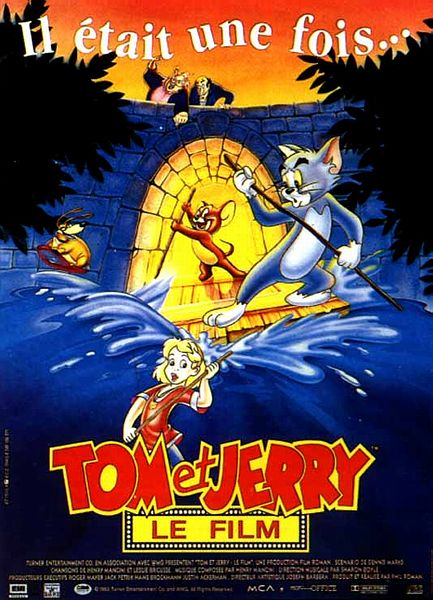 Tom et Jerry Le film FRENCH DVDRIP [TB]