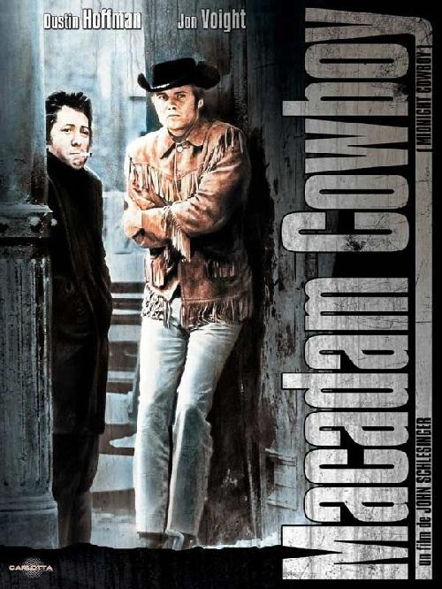 Macadam Cowboy affiche