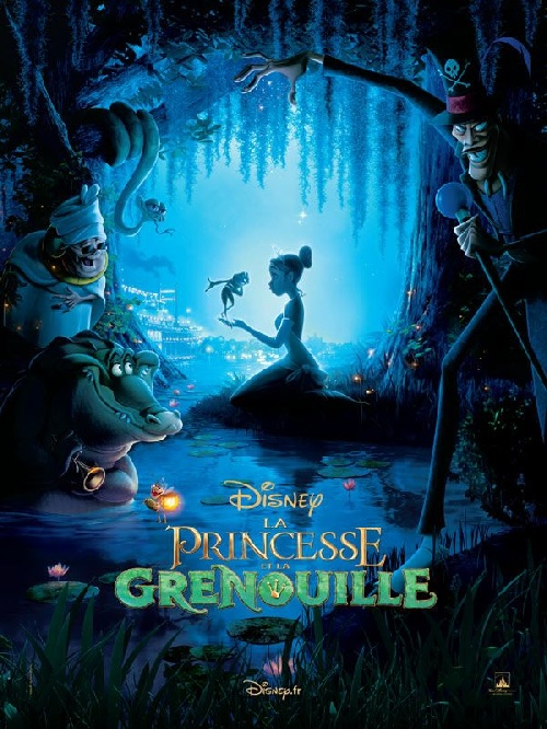 film La Princesse et la grenouille en streaming