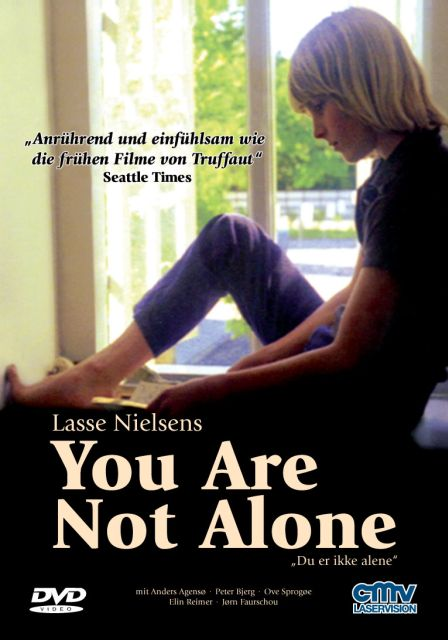 You are not alone affiche