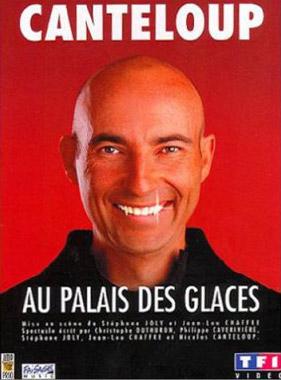 Nicolas Canteloup - Au Palais des Glaces affiche