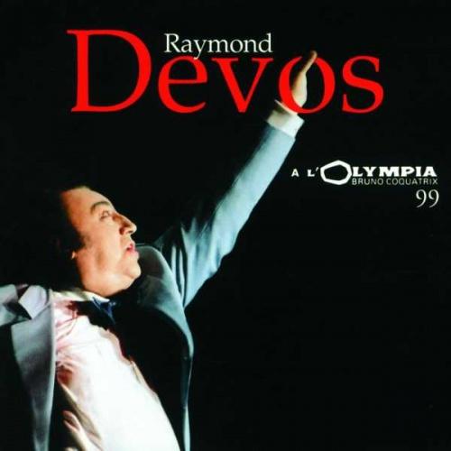 Raymond Devos à l'Olympia - 1999 affiche