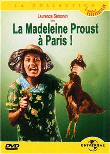 La Madeleine Proust 2 - A Paris affiche