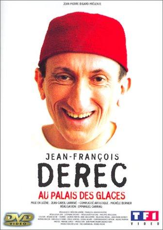 Jean-François Derec - Au Palais des Glaces affiche