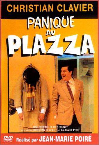 Panique au Plazza affiche