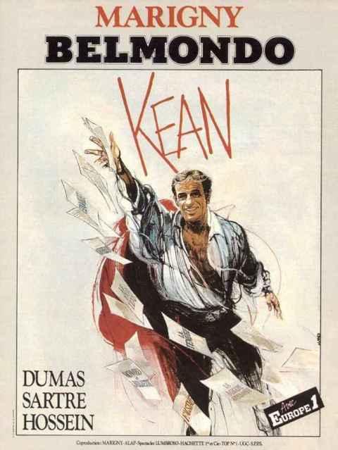 Kean affiche
