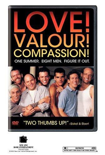 Love! Valour! Compassion! affiche