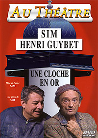 Une Cloche en or affiche