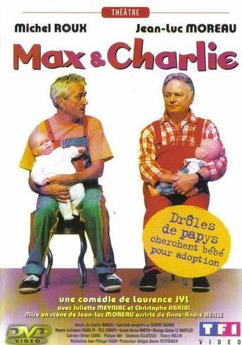 Max & Charlie affiche