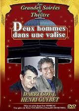 Deux Hommes dans une Valise affiche