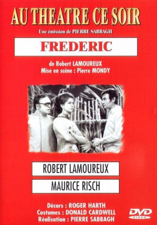 Frédéric affiche