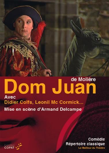 Dom Juan (1999) affiche