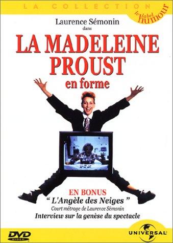 La Madeleine Proust 1 - En forme affiche