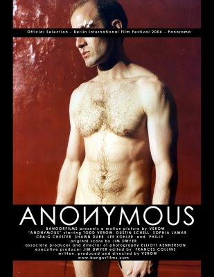 Anonymous (2004) affiche