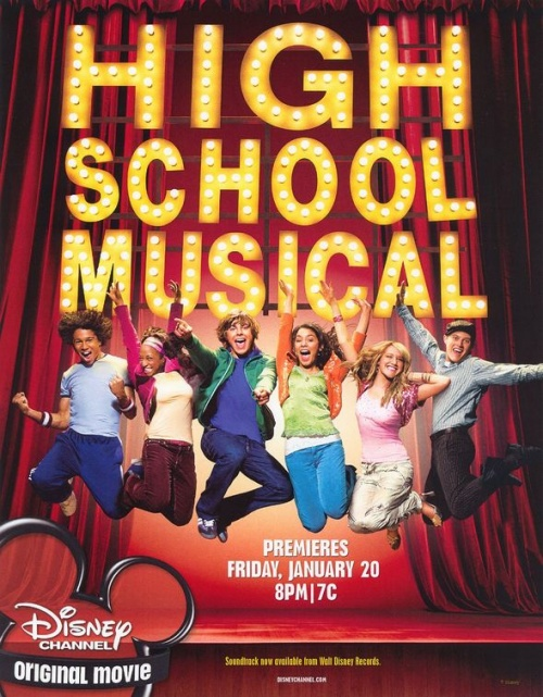 High School Musical 1 : premier pas sur scиne