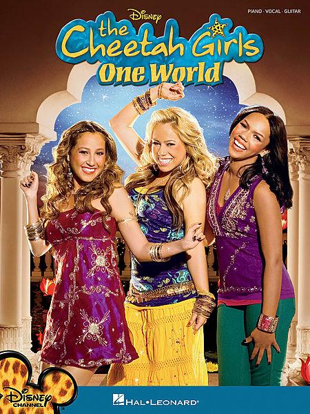 Les Cheetah Girls 3 : un monde unique