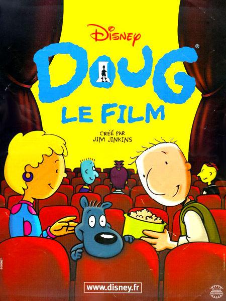 Doug, le film affiche