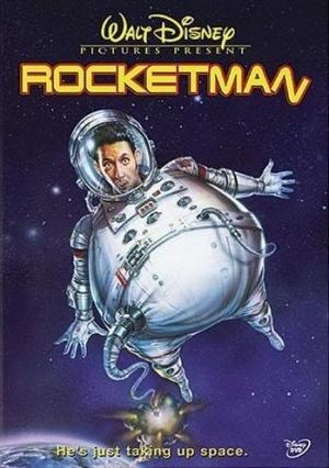 RocketMan - L'Homme-Fusée affiche