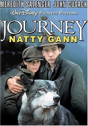Natty Gann affiche