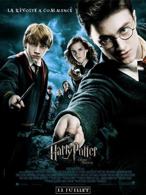 Harry Potter 5 et l'ordre du Ph�nix streaming