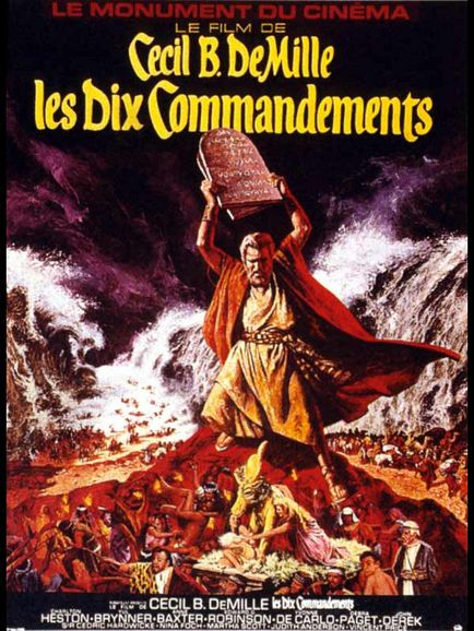 Les dix Commandements streaming