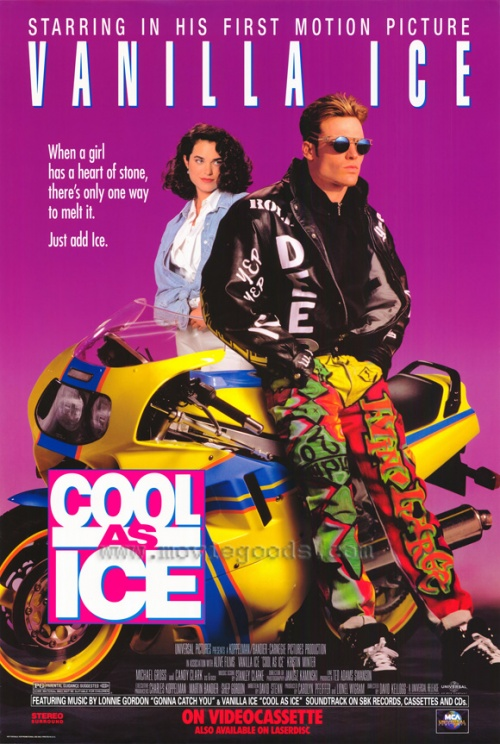 Cool as ice affiche