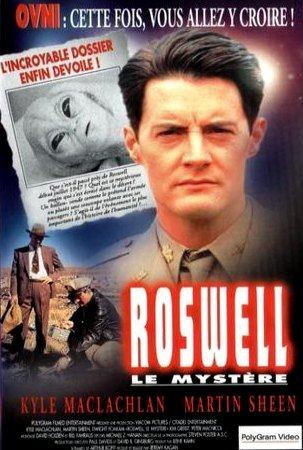 Roswell, le mystère affiche
