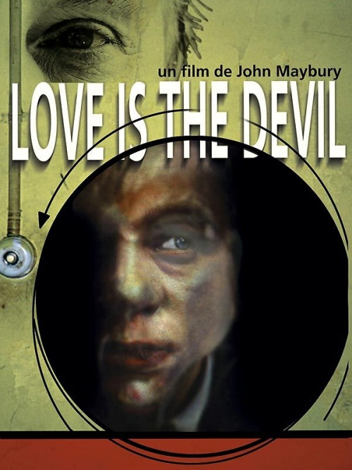 Love is the Devil affiche