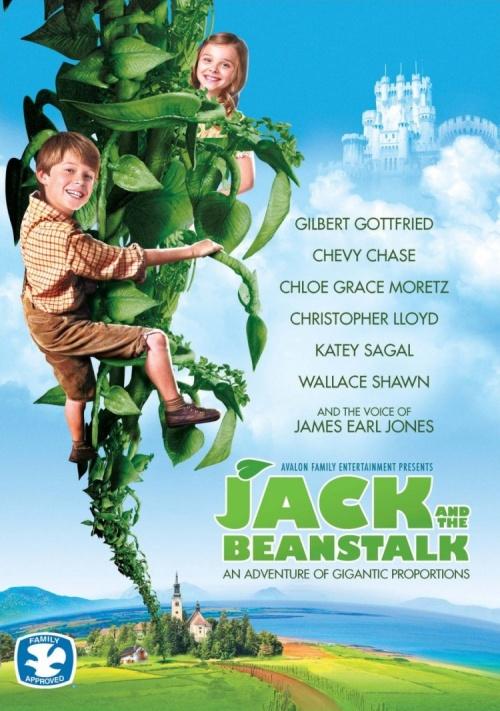 Jack et le haricot magique (2010) affiche