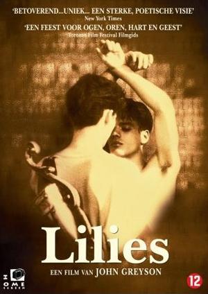 Lilies - Les Feluettes affiche
