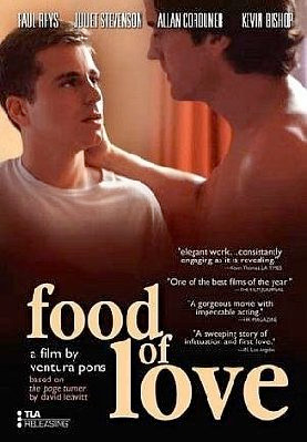 Food of Love (2002) affiche