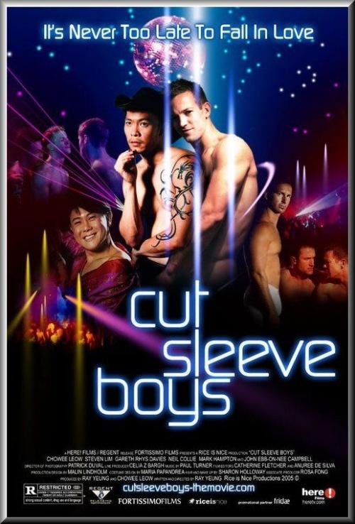 Cut Sleeve Boys affiche