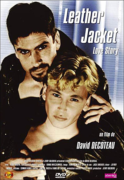 Leather Jacket Love Story affiche