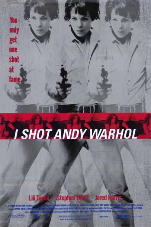 I Shot Andy Warhol affiche