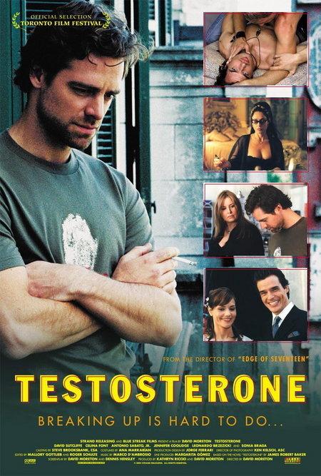 Testosterone affiche