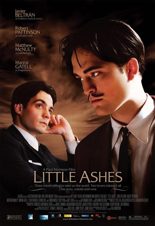 Little Ashes affiche