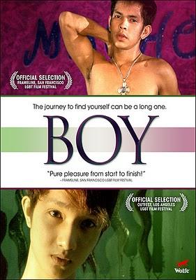 Boy affiche