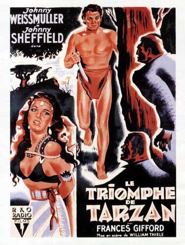 Tarzan 07 - Le Triomphe de Tarzan affiche