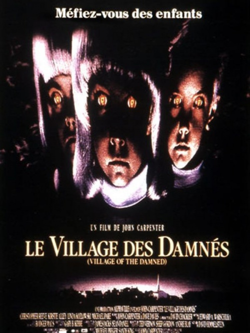 film Le Village des damnés (1995) en streaming