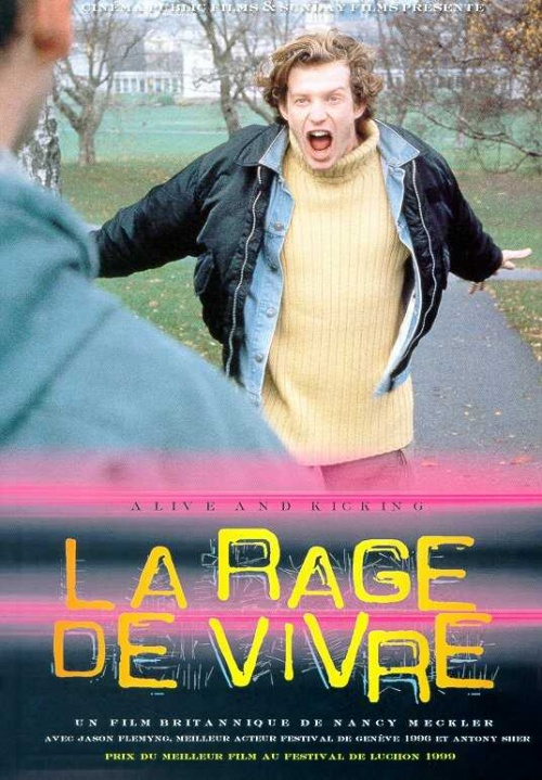 La Rage de vivre affiche