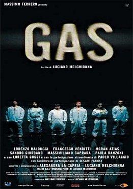 Gas affiche