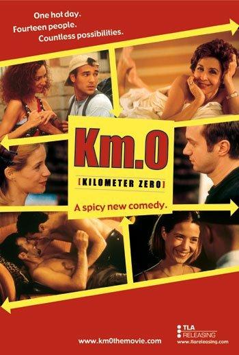 Km. 0 - Kilometer Zero affiche