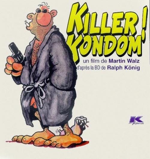 Killer kondom affiche