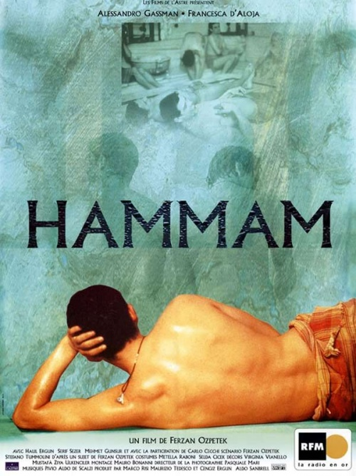 Hammam, Le Bain Turc affiche
