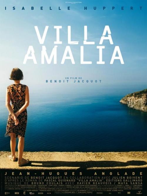 Villa Amalia affiche
